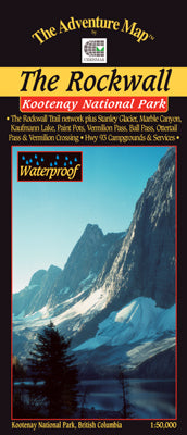 Kootenay National Park - The Rockwall Area (AM0311)