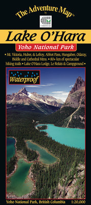 Yoho National Park - Lake O'Hara Area (AM0397)
