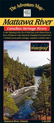 Mattawa River Provincial Park & Area (AM0680)