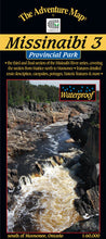 Load image into Gallery viewer, Missinaibi 3 - Mattice to Moosonee (AM0931)