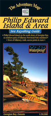 Philip Edward Island & Area - Georgian Bay (AM0362)