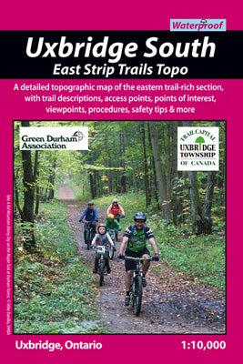 Uxbridge South Trails - East Topo Strip (OM0044)