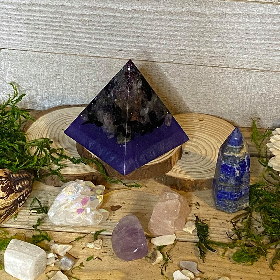 Intention Pyramids