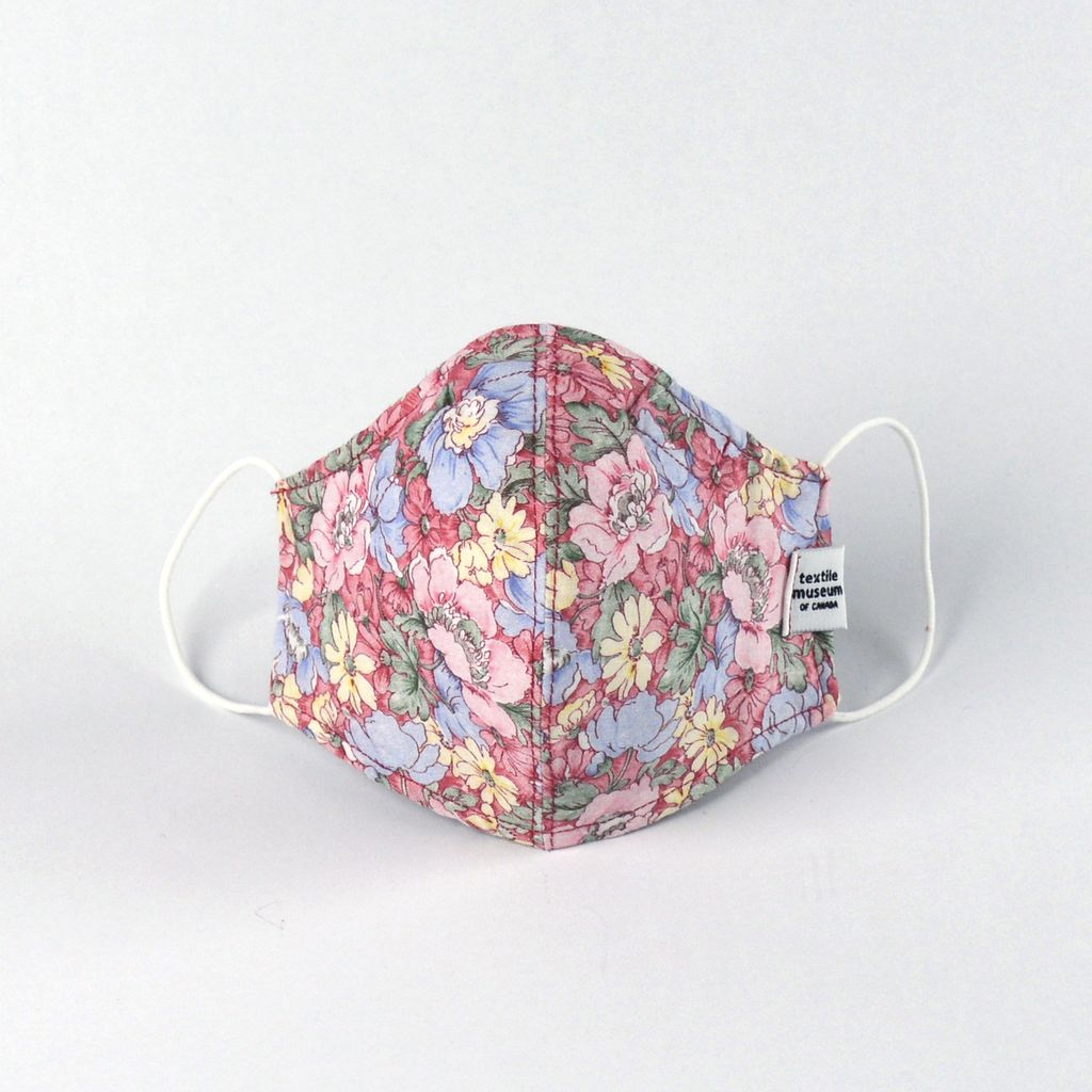 Fabric Face Masks - Floral