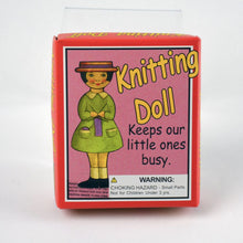 Load image into Gallery viewer, Knitting Doll Kit