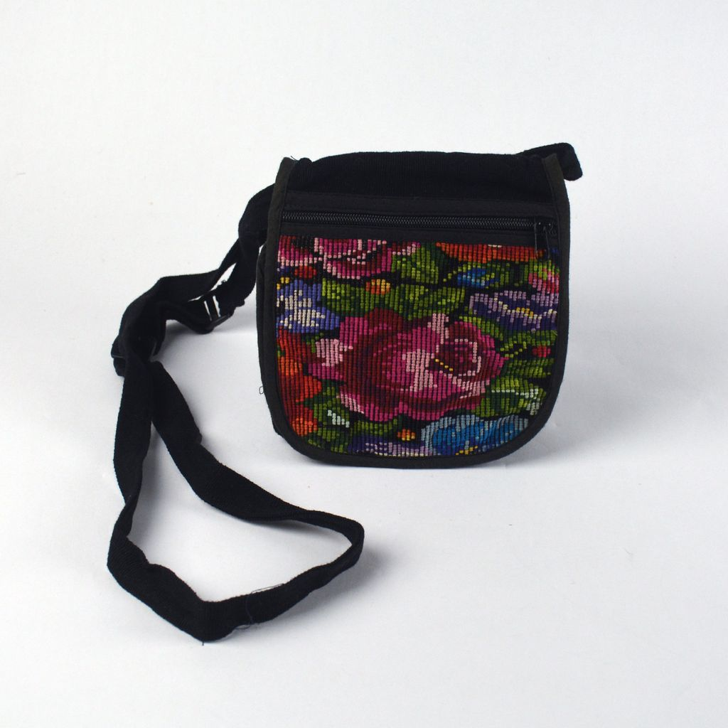 Saddle Bag - Floral