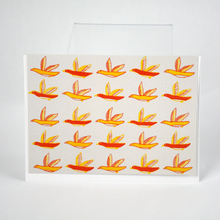 Load image into Gallery viewer, Kinngait Blank Card - Birds in Flight