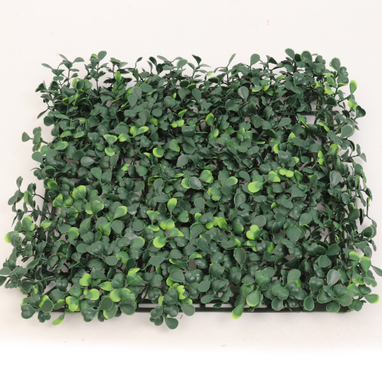 Artificial Boxwood Panels (12) -  10  X 10 Inch