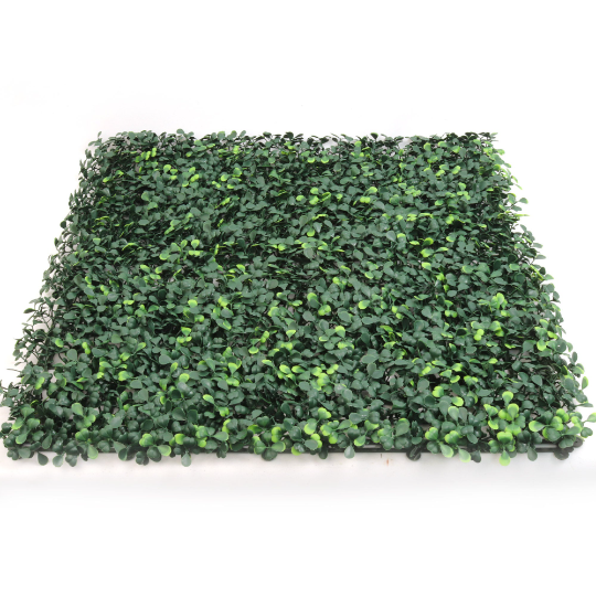 Artificial Boxwood Panels (12) -  20  X 20 Inch