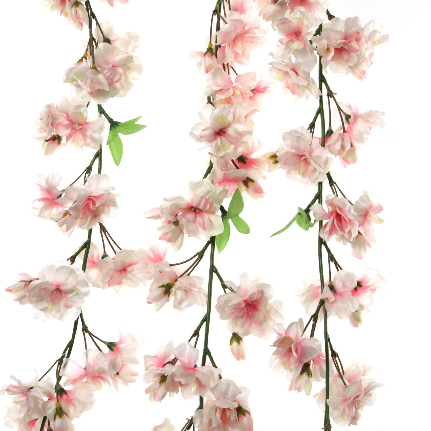 Cherry Blossom Flower Garland 4.5'  3 Pack