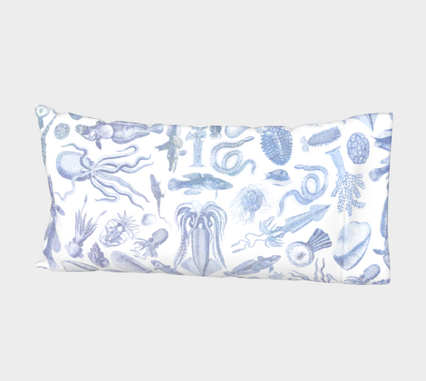 Ocean Lovers Bed Pillow Cover Standard or King