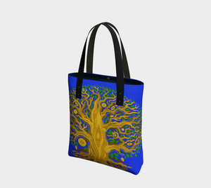 Goddess Tree Tote