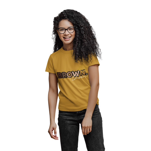 Brown Queen T-Shirt