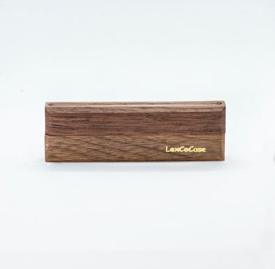 Wooden Cigarette Case