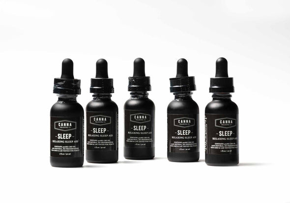 Canna Sleep CBD Oil
