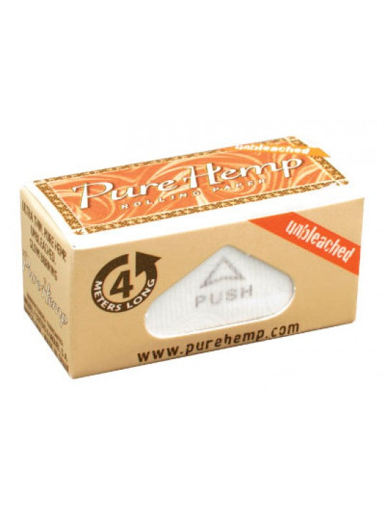 Unbleached Pure Hemp Rolling Papers