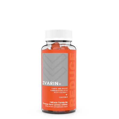 ZVARIN+ Weight and Appetite Reduction Formula Gummies