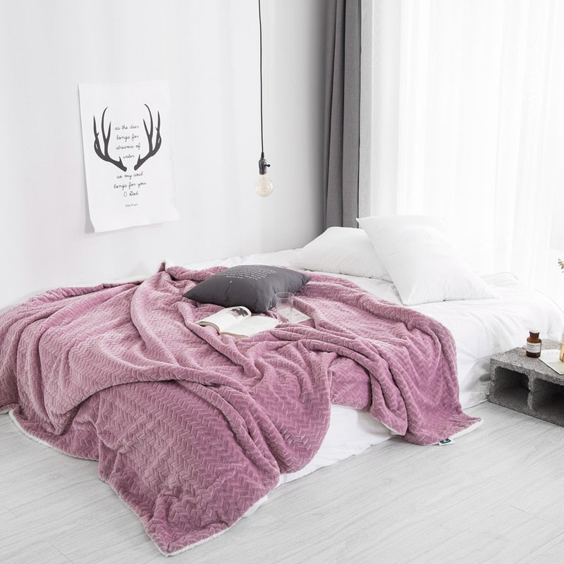 Luxurious_Soft_Sherpa_Coral_Fleece_Double-Layered_Throw_Blanket_Purple