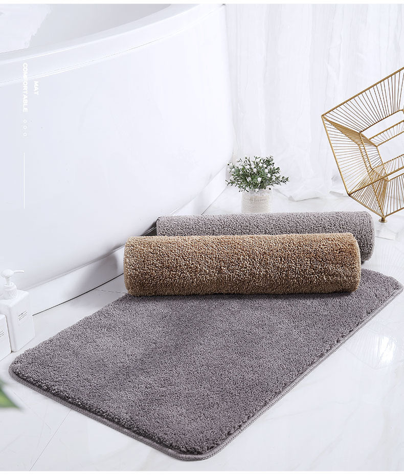 Non-Slip Ultra Soft Absorbent Bathroom Shower Mat