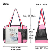 Deluxe Dog Carrier Bag