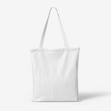 Overcome Fears Natural Canvas Tote Bags FlowPR