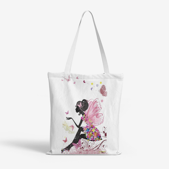 DREAMS Natural Canvas Tote Bags FlowPR