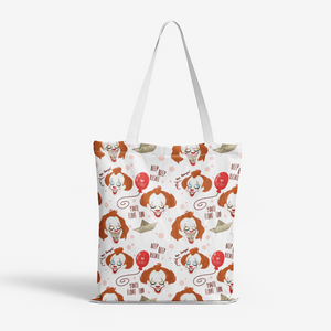 You'll Float Too Natural Canvas Tote Bags FlowPR
