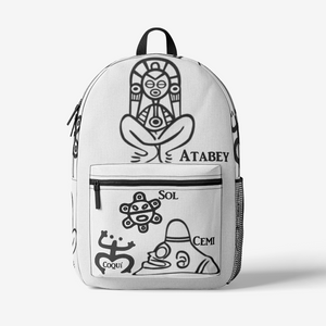 Símbolos Taínos Backpack FlowPR