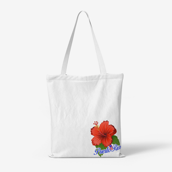 Amapola Natural Canvas Tote Bags FlowPR