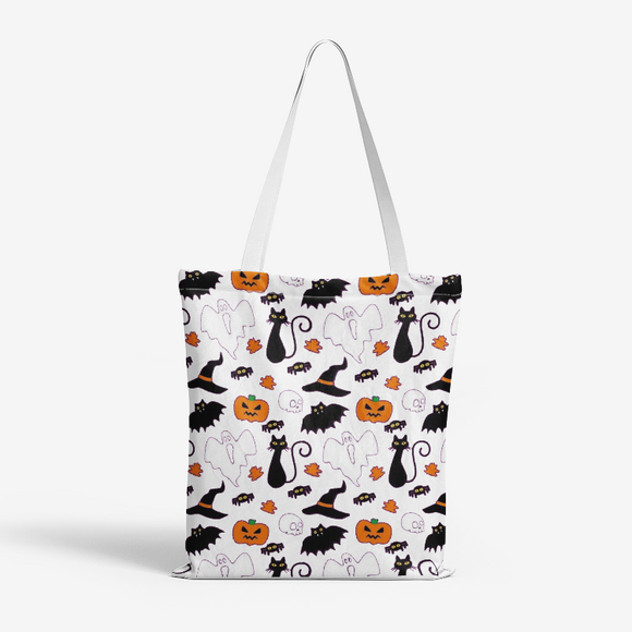 TRICK Natural Canvas Tote Bags FlowPR