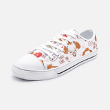 Pennywise FlowPR Unisex Low Top Canvas Shoes