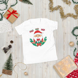 HOHOHO Youth Short Sleeve UNISEX T-Shirtflowpr.net