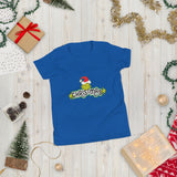Christmas Grinch Youth Unisex  T-Shirt flowpr.net