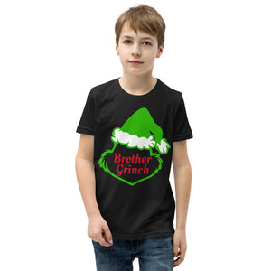Big brother grinch T-Shirt flowpr.net