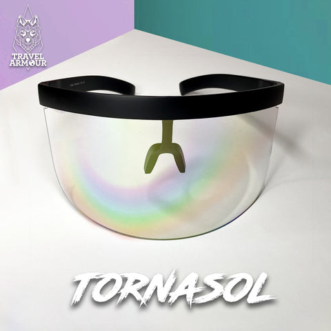 MOON SHIELD - SUNGLASSES - TORNASOL