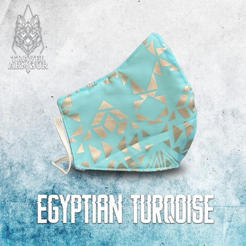 MASK - EGYPTIAN TURQOISE
