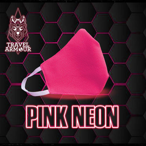 MASK - PINK NEON