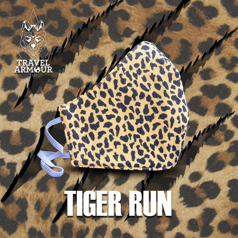MASK - TIGER RUN