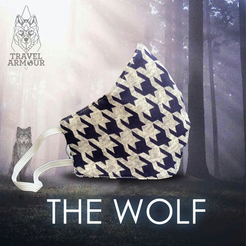 MASK - THE WOLF