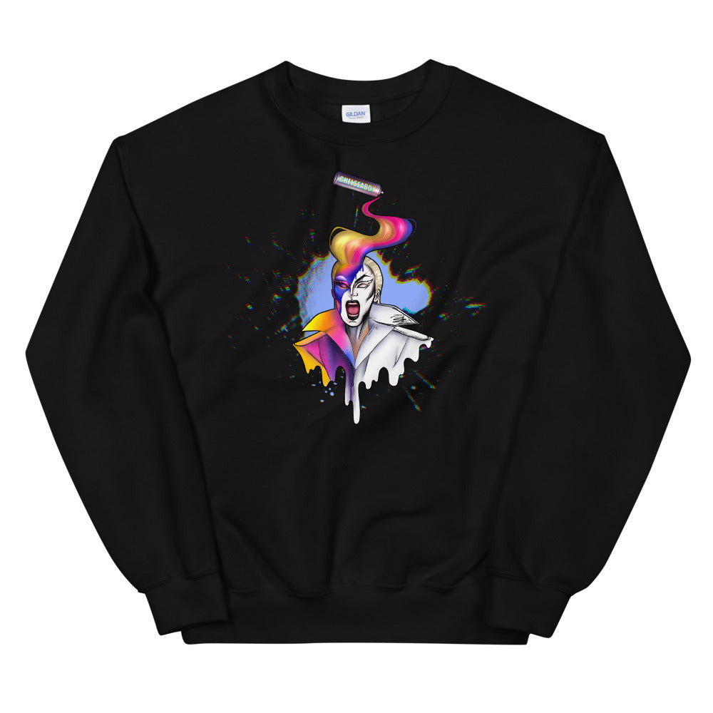 Spray of Life Unisex Sweatshirt