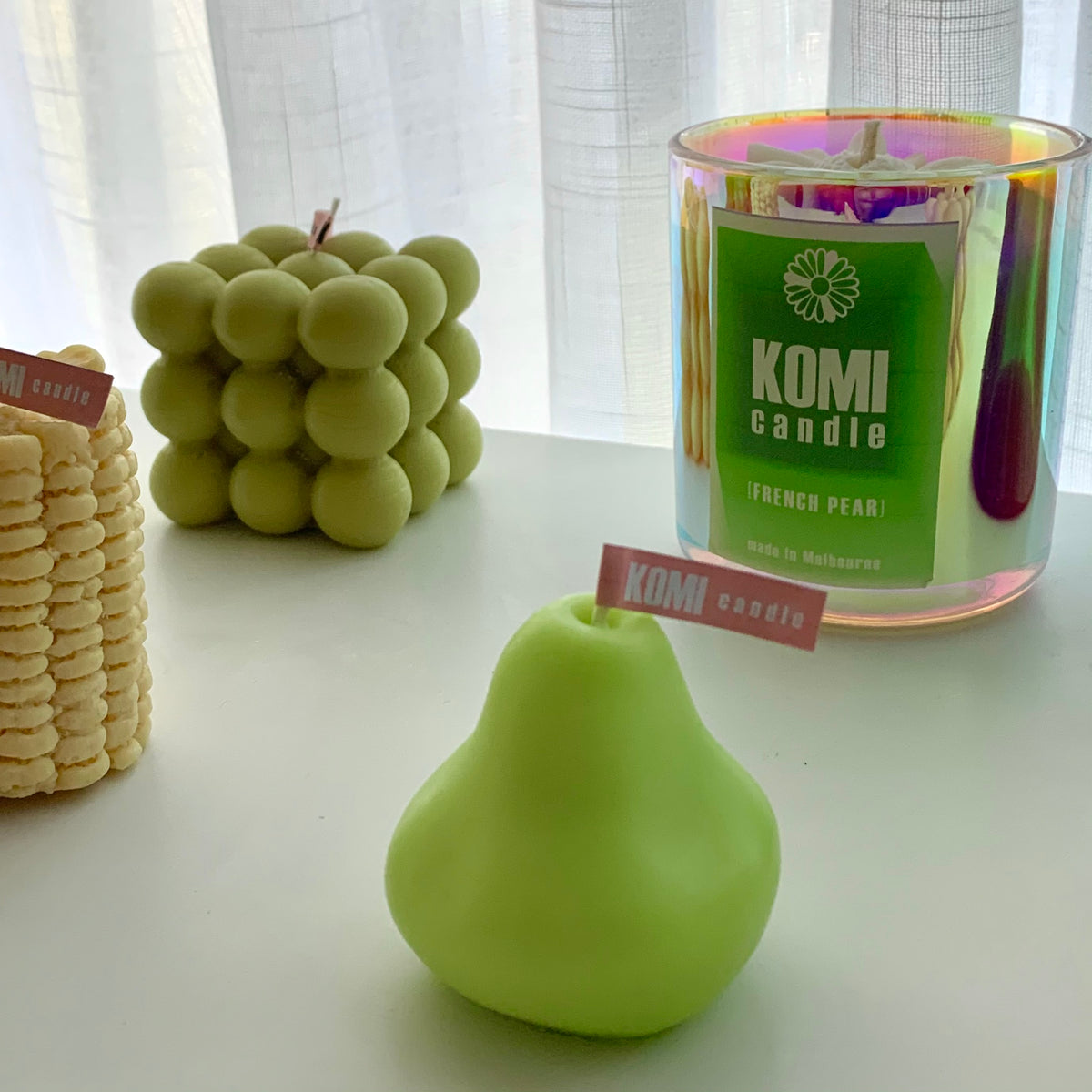 FRUIT VEG CANDLE BUNDLE