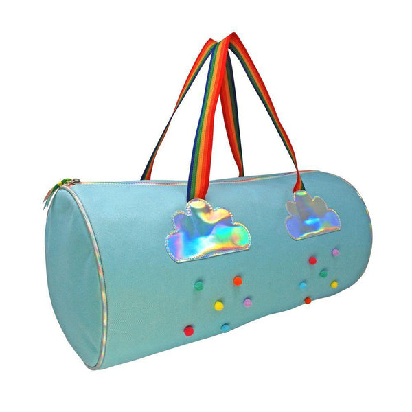 Rainbow Magic Overnight Bag-Blue