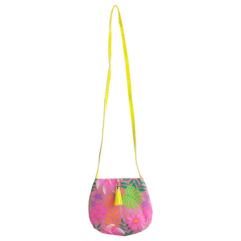 Tropical Tango Shoulder Bag-Pink