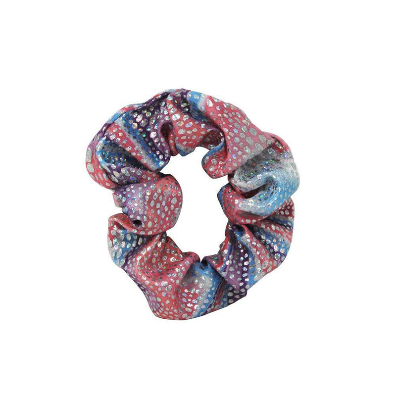 Under The Sea Shimmering Scrunchie