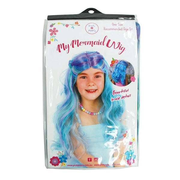 My Mermaid Wig - shop.pinkpoppy-usa.com