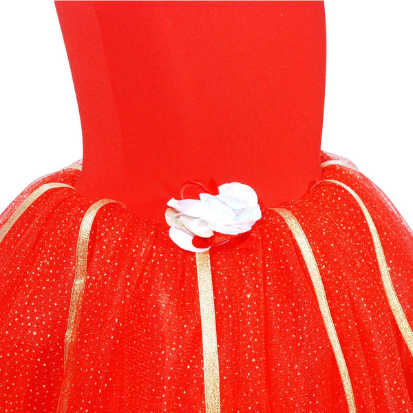 Festive Fairy Petal Dress - shop.pinkpoppy-usa.com