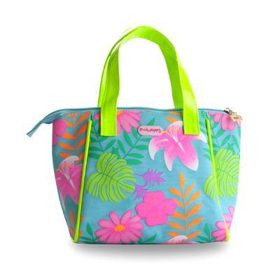 Tropical Tango Handbag-Blue