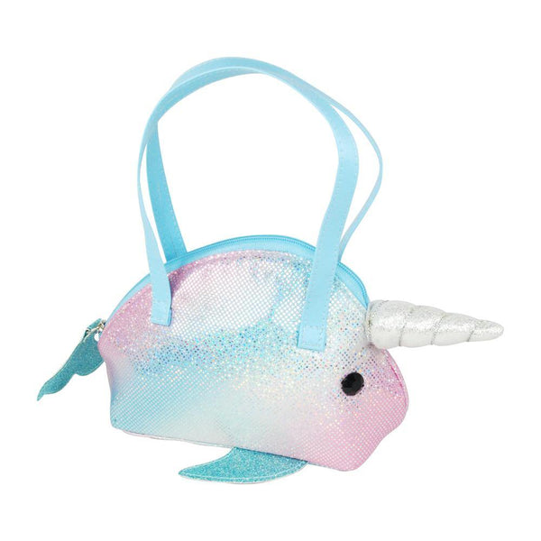 Cute Animal Bowling Bag-Narwhale