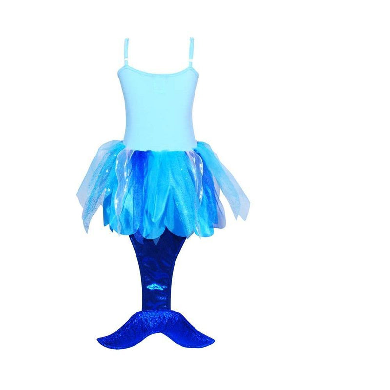 Under The Sea Mermaid Dress Size 3/4-Blu