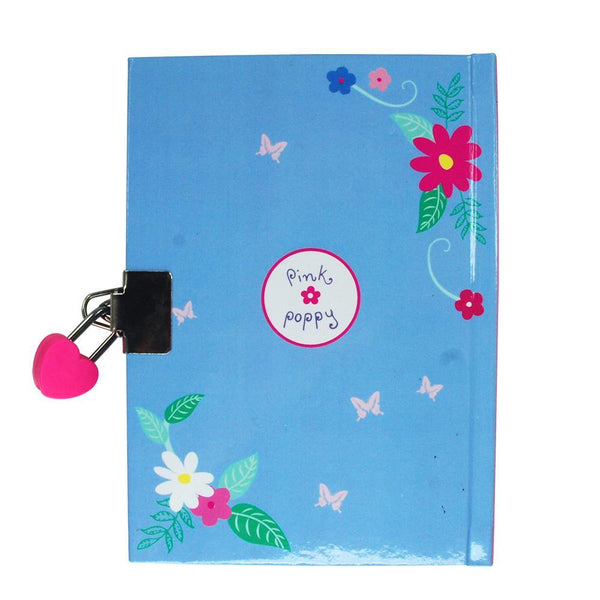 Into The Woods Bunny Diary-Blue - shop.pinkpoppy-usa.com